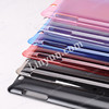 High quality Mix Color hard case for iPad 3, For apple ipad 3 cover case