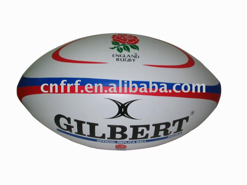 adverting promotion Inflatable beach Rugby football