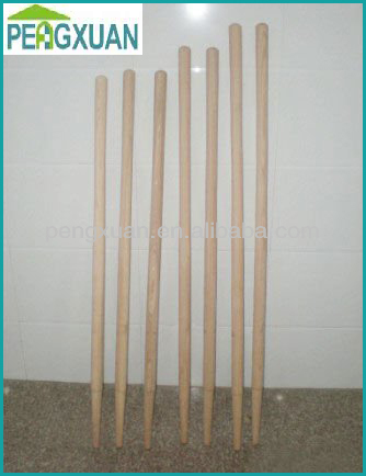 taper end wood garden stake