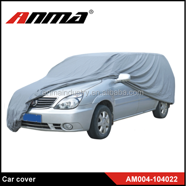 HOT SALE ! ANMA high quality 170T polyester car cover