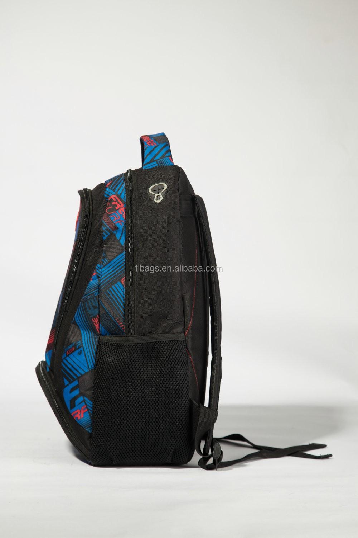 Personnalisé sac à dos pour les élèves du secondaire, randonnée sac à dos sac