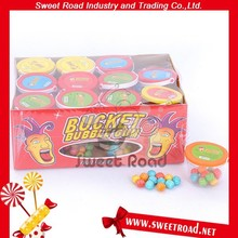 Bucket Fruity Ball Bubble Gum