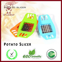 High quality french fry potato cutter potato fries cutter potato slicer/cutter