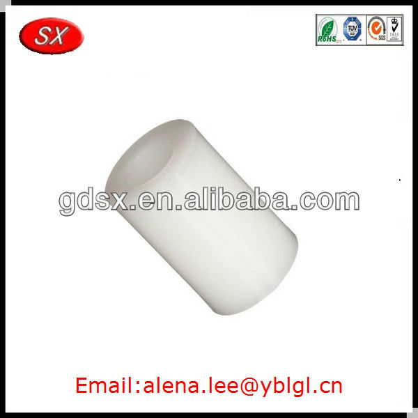 Dongguan factory plastic window spacer,round nylon spacer,pipe plastic tile spacer