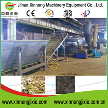 Green energy material Wooden pallet tree branch crusher machine for export