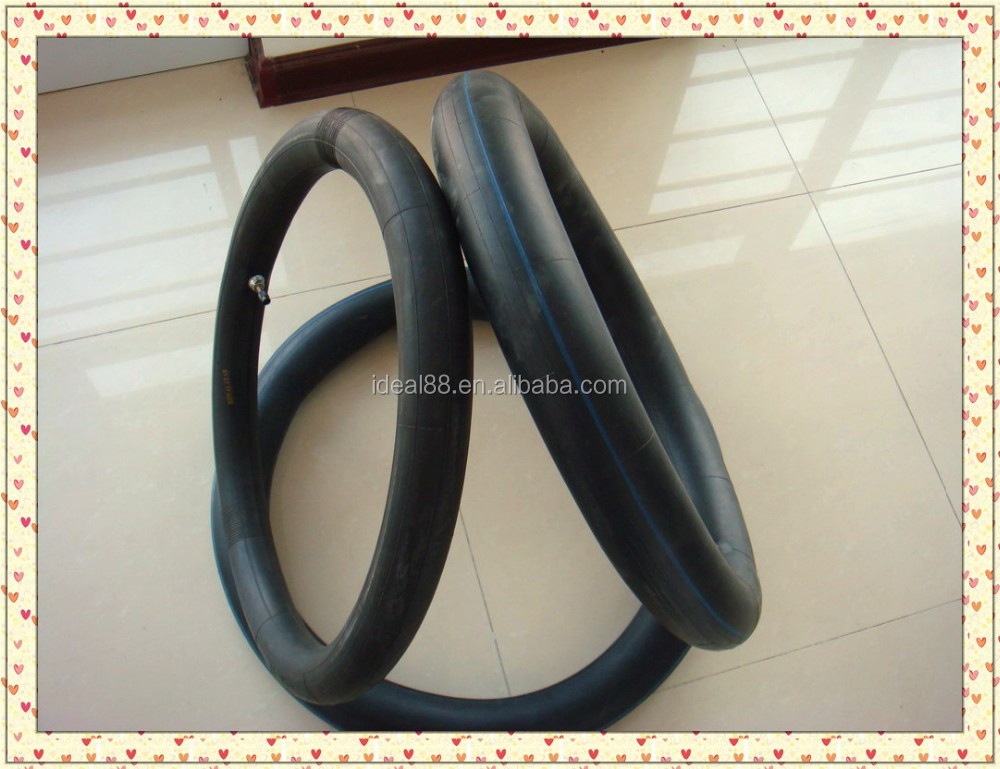 Natural and Butyl motorcycle tyre tube