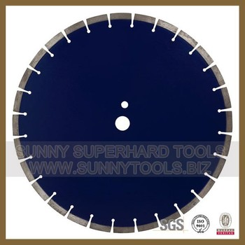 China manufacture high quality Diamond Concrete Wall Saw Blade