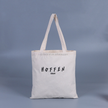 Custom Design Blank Promotional Cotton Tote Bags