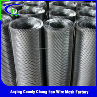 Newest factory Stainless Steel Metal Expanded wire mesh from China