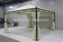 China steel folding sunny foldable gazebo with high performance