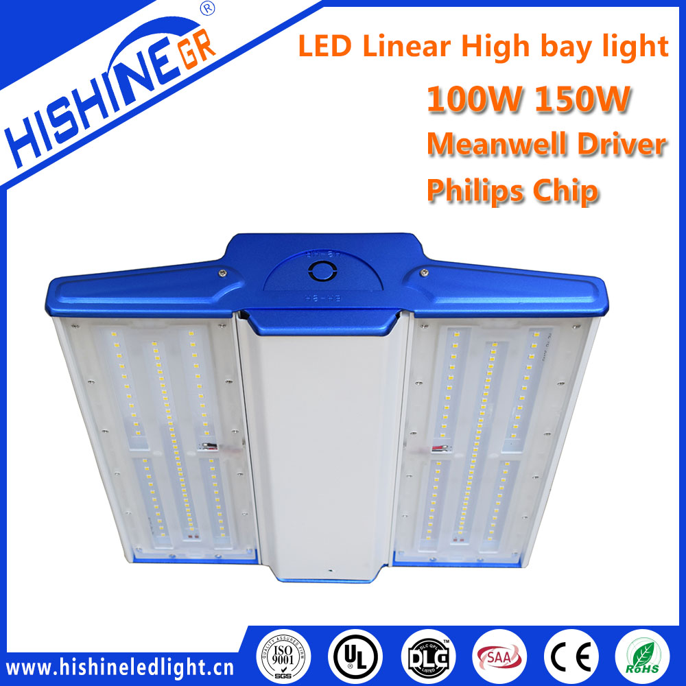 shenzhen alibaba america led linear high bay ul dlc high bay 160w 150w
