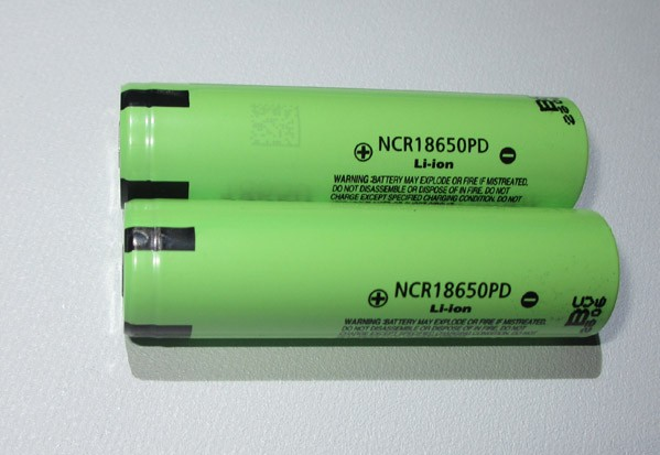 10 A discharge 18650PD battery for Panasonic 18650PD battery
