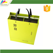 Custom made Shopping Paper Tote Bag Wholesale