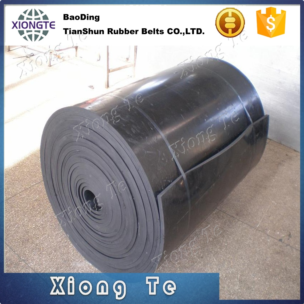 china conveyor manufacturers polyester fabric rubber conveyor belt EP/NN conveyor belt