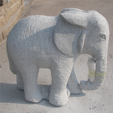 garden carving stone large elephant statue for sale