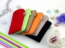 Soft Sleeve bag for Apple iPhone 4 4GS 4S / for iPhone 3G 3GS / for iPod