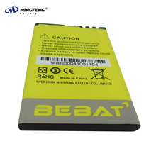 Battery for All Phone Models High Power Spice Mobile Phone Extended Replacement Li-ion 1300mAh BL-4U for Nokia Battery 3.7V
