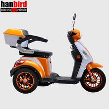 Electric Disabled Scooter Moped With En15194 EEC Emark 3C Certificate