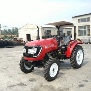 Cheap price 40HP farm tractor LT404 with front loader