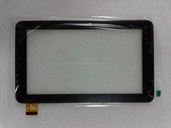 Wholesale New 7 inch Tablet Capacitive Touch Screen , Digitizer, Panel, Glass, Display For FPC-TP070316-02
