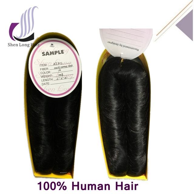 Factory Wholesale Afro Hair Product Weavon Hair 27 Piece Hair Weave
