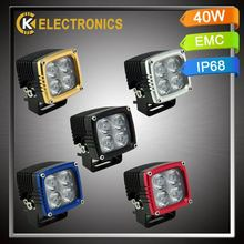 high quality factory price atv 6063 aluminum 24voltage 4x4 led truck worklight