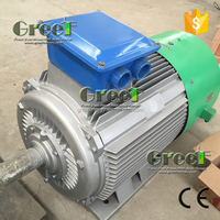 Wind generators! low speed AC small alternators ,Brushless 1kw PMG for different weather