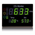 HT-2008 multifunctional air quality monitor/CO2 & Humidity monitor