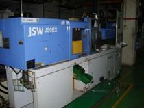 JSW 50 J EII Injection Molding machine