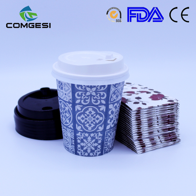 Biodegradable hot cups_eco friendly biodegradable hot cups_coffee paper cup wholesale