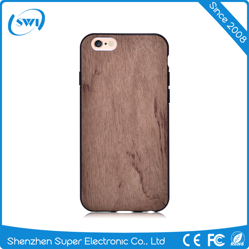 Blank wooden cell phone case for iphone 7 wooden case phone