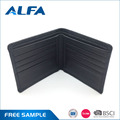 Alfa Wholesale Products Genuine Leather Biofold Card Holder Rfid Mens Wallet