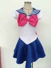 Instyles 2014 Latest sexy cosplay lingerie Wholesale Instyles walson new style halloween sailor moon costume 6 colors S-2XL