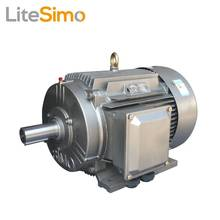 made in China factory wholesales YE2 series 240v motor 3 phase gear 1.1kw 1.5hp electric motor