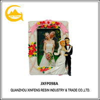 Polyresin Photo Frame Wedding Gift Desktop Decor