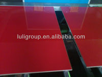 UV GLOSSY COATED ONE FACE MDF