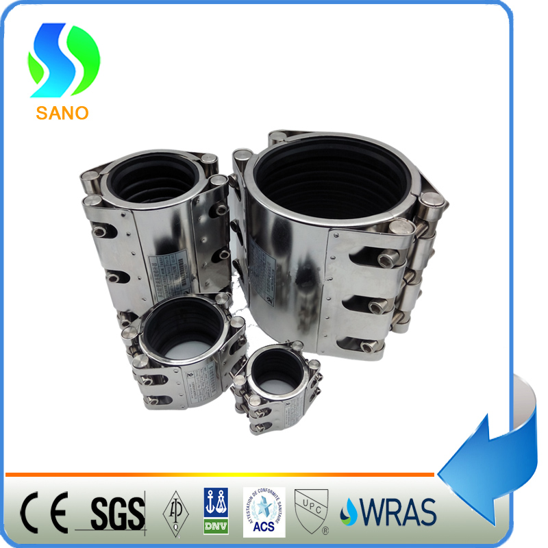 Double-Section Pipe Repair Coupling RCD
