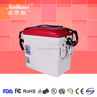 Eco friendly mini plastic rotomolded cooler box outdoor and indoor