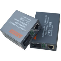 One fiber or single fibre optical Fiber Media Converter