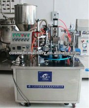 Advanced Technology GFJ Soft tube filling and sealing machine for cream