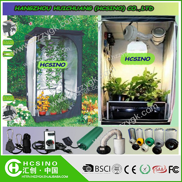 120x120x200cm Hydroponic Indoor Growing Tent /Complete Grow Tent Kits