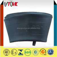 Motorcycle Natrual And Butyl Rubber Tube 3.00-8 Motorcycle tire tube