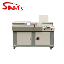 Best wholesale wesite Top 10 selling manual hot book glue binding machine