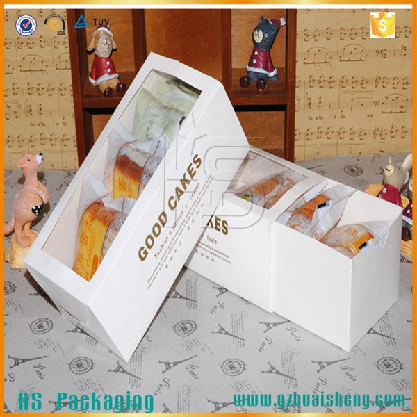slice paper cake boxes wholesale decorative wedding cake packing box