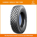 9.00R20 10R22.5 TR619 TBR TRUCK TIRE FOR LONG DISTANCE TRUCKS AND BUSES