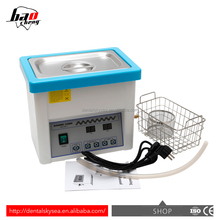 hot !! Great cleaning device for scientific labs, medical and dental clinics ultrasonic cleaner with digital time display