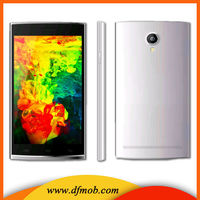 5.5 Inch QHD IPS Screen MTK6582 With GPS OEM/ODM Unlocked Cell Phone Sale Cheap L8