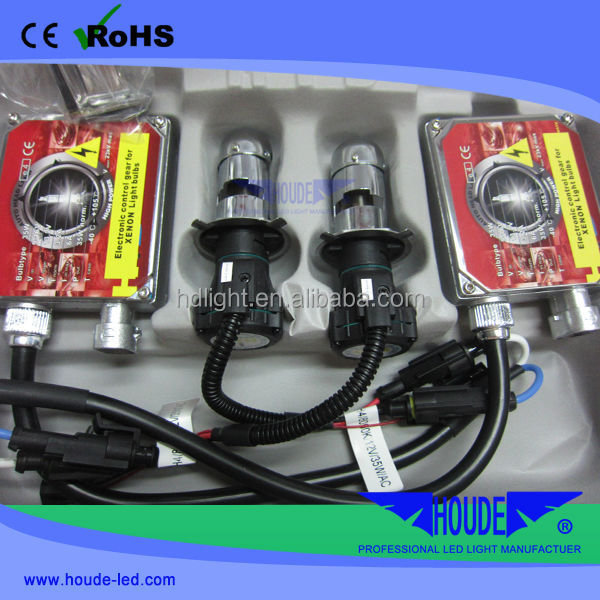 Guangzhou promotion slim ballast and xenon bulbs canbus 25w hid xenon kits