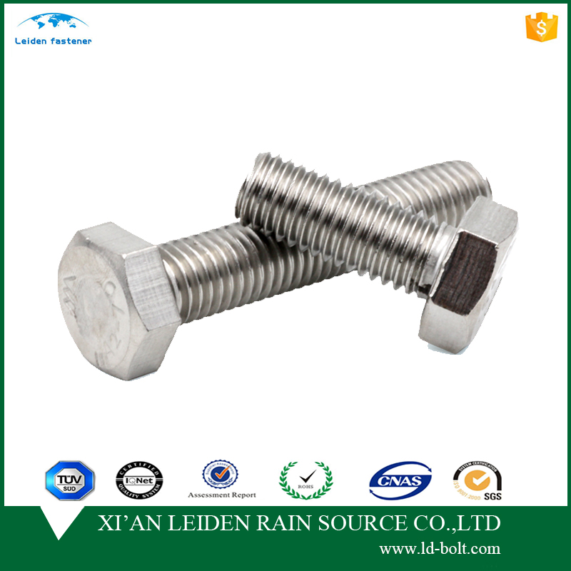 din933 din931 din934 gi hexagon bolt and nut company suppliers