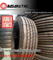 Japan technology truck tires 11R24.5 11R22.5 295/75R22.5 cheap tires